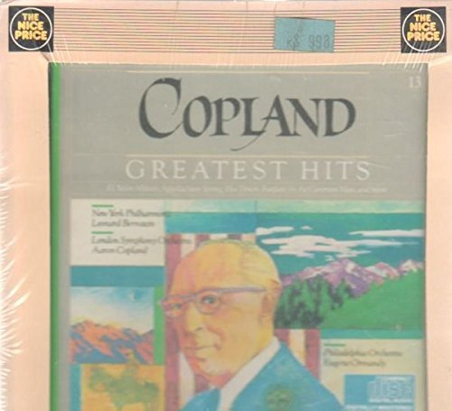 A. Copland Greatest Hits Fanfare For The Common Man