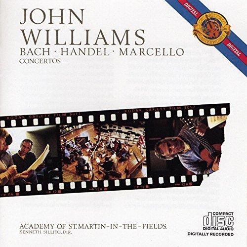 John Williams/Plays Bach/Handel/Marcello@Williams (Gtr)@Stillito/Asmf