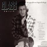 P. Glass Songs From Liquid Days Glass Ens