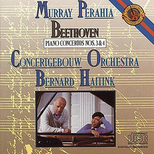 L.V. Beethoven/Concerto Nos 3 & 4@Perahia*murray (Pno)@Haitink/Concertgebouw Orch