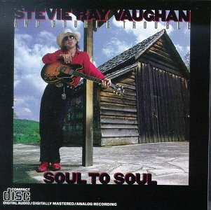 Stevie Ray Vaughan Soul To Soul