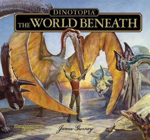 James Gurney Dinotopia The World Beneath 0020 Edition;anniversary