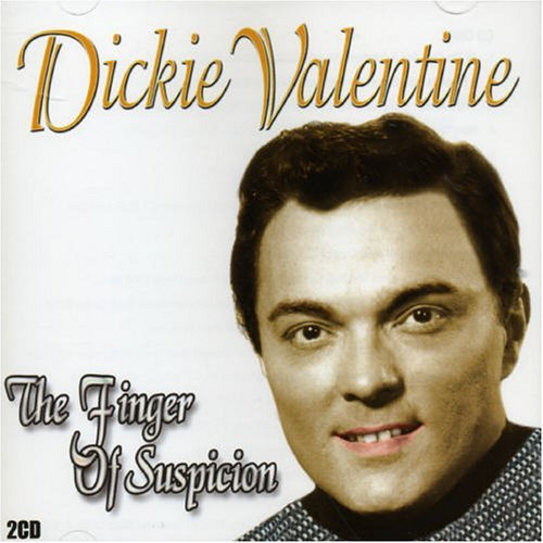 Dickie Valentine Finger Of Suspicion Import Gbr 2 CD Set