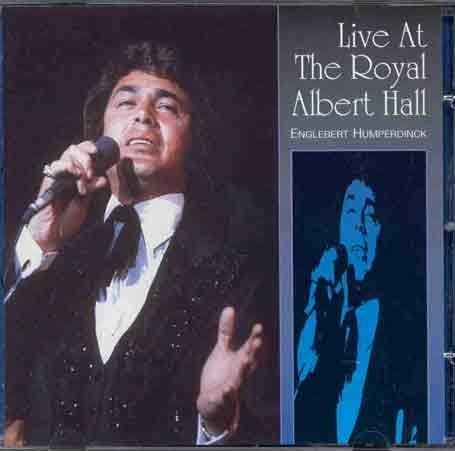 Englebert Humperdinck Live At The Royal Albert Hall Import Gbr