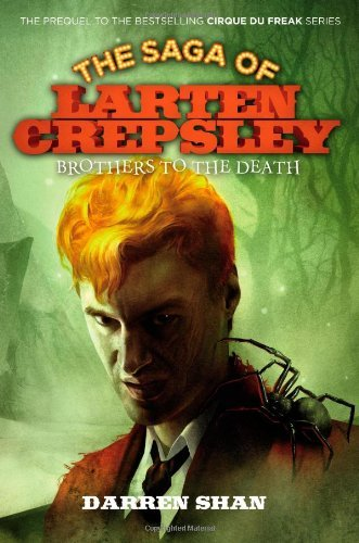 Darren Shan Brothers To The Death