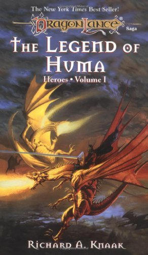 Richard A. Knaak Legend Of Huma (dragonlance Heroes)