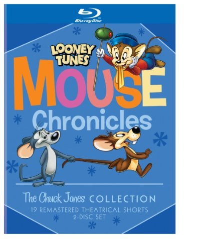 Looney Tunes Chuck Jones Mouse Looney Tunes Chuck Jones Mouse Blu Ray Ws Nr 2 Br