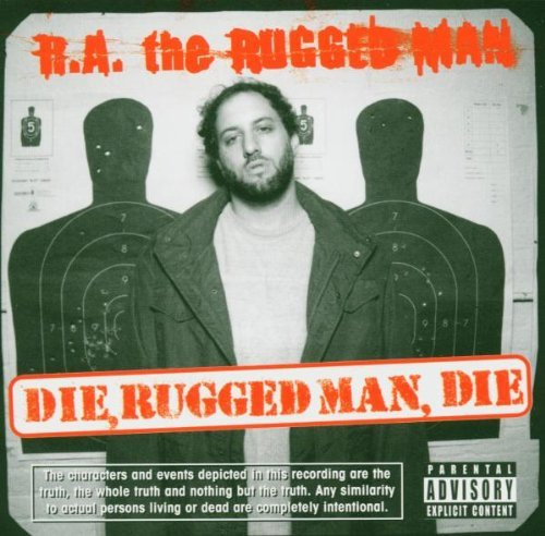 R.A. The Rugged Man Die Rugged Man Die Explicit Version 2 Lp Set