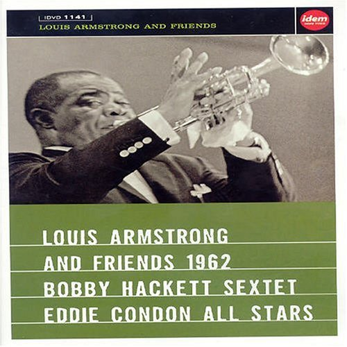 Louis Armstrong Louis Armstrong & Friends 1962 Import Esp