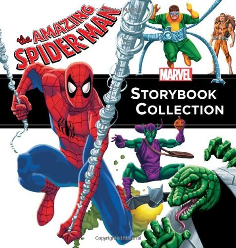 disney-book-group-the-amazing-spider-man-storybook-collection
