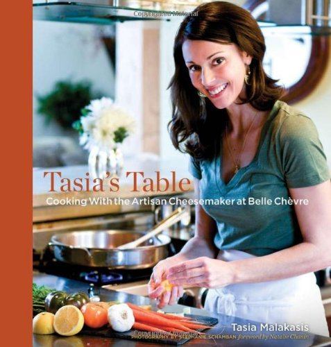 Tasia Malakasis Tasiaas Table Cooking With The Artisan Cheesemaker At Belle Che