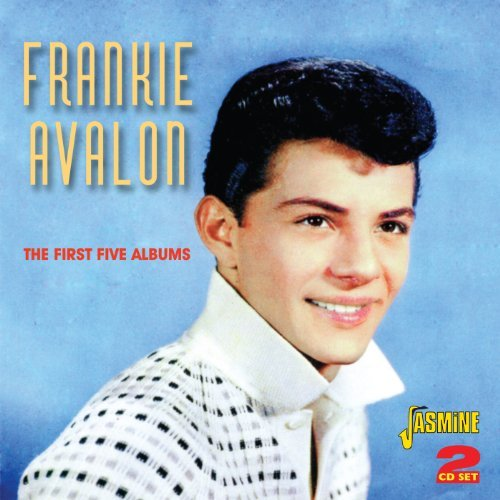 Frankie Avalon First Five Albums Import Gbr 2 CD