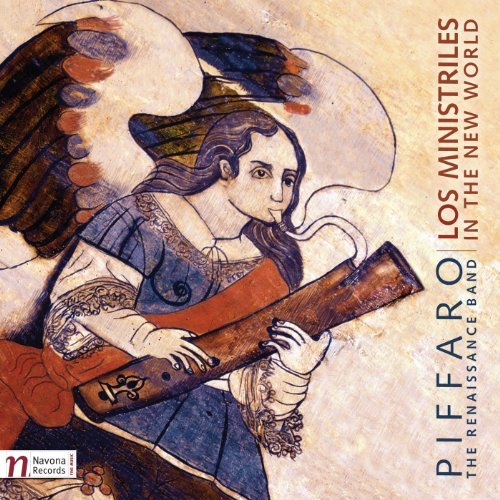 Fernandes Padilla Cabezon Orti Los Ministriles In The New Wor Enhanced CD Piffaro