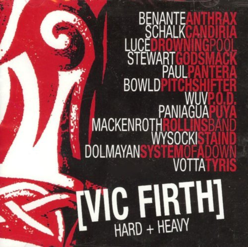 Vic Firth Hard + Heavy