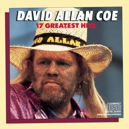 David Allan Coe/17 Greatest Hits