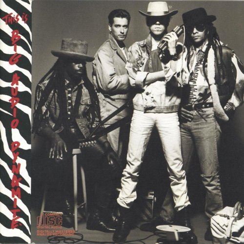 Big Audio Dynamite This Is Big Audio Dynamite