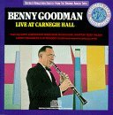 Benny Goodman Live At Carnegie Hall 1938