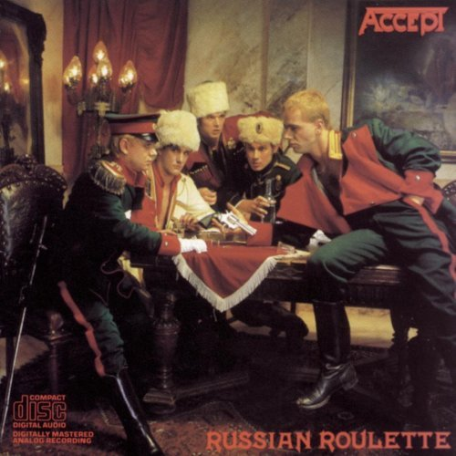 Accept/Russian Roulette@This Item Is Made On Demand@Could Take 2-3 Weeks For Delivery