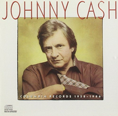 Johnny Cash Columbia Records 1958 1986