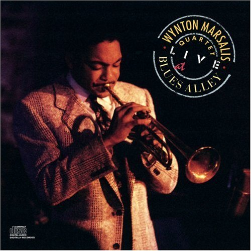 Marsalis Wynton Quartet Live At Blues Alley 2 CD Set