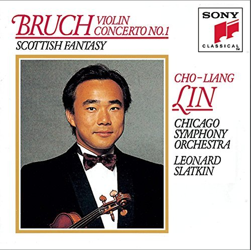 M. Bruch Violin Concerto No 1 Scottish Lin*cho Liang (vn) Chicago So