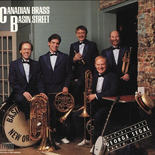 Canadian Brass Basin Street Canadian Brass
