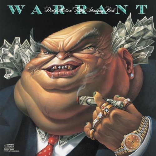 Warrant Dirty Rotten Filthy Stinking R