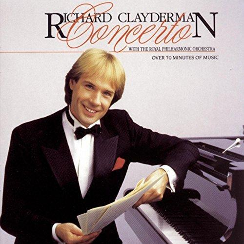 Richard Clayderman/Concerto@Clayderman*richard (Pno)@Royal Po