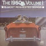 16 Most Requested Songs Vol. 1 1950's 16 Most Requeste Four Lads Mitchell Laine Day 16 Most Requested Songs