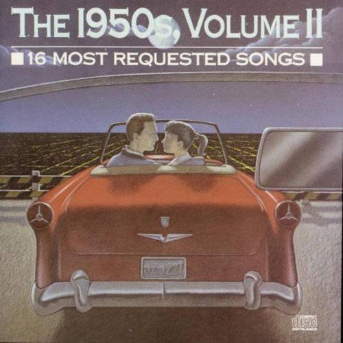 16-most-requested-songs-vol-2-1950s-16-most-requeste-ray-bennett-clooney-faith-16-most-requested-songs