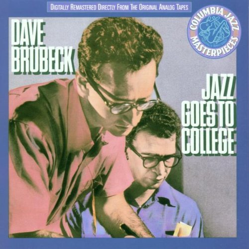 Dave Brubeck Jazz Goes To College