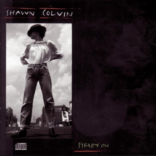Shawn Colvin/Steady On@This Item Is Made On Demand@Could Take 2-3 Weeks For Delivery