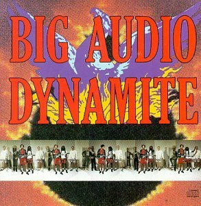 Big Audio Dynamite Megatop Phoenix