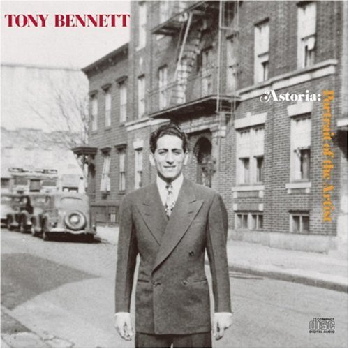 Tony Bennett Astoria Portrait Of The Artist