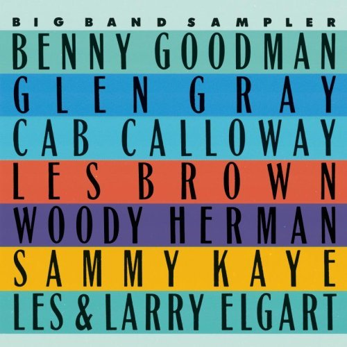 Big Band Sampler/Big Band Sampler-Best Of The B@Goodman/Kaye/Calloway/Herman@Big Band Sampler