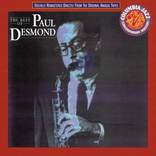 Paul Desmond Best Of Paul Desmond