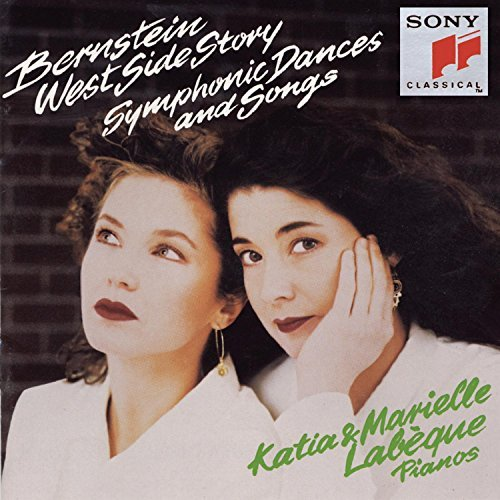 L. Bernstein West Side Story Dances & Songs Labeque*k & M (pno)