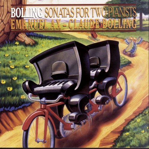 C. Bolling/Son Two Pianists 1/2@Bolling/Ax/Sorin/Cordelette