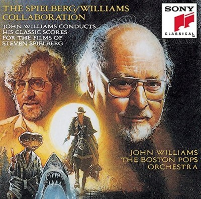 John Williams Spielberg Williams Collaborati Williams Boston Pops Orch
