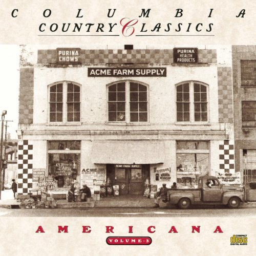 Country Classics Vol. 3 Americana Cash Robbins Frizzell Dickens Country Classics