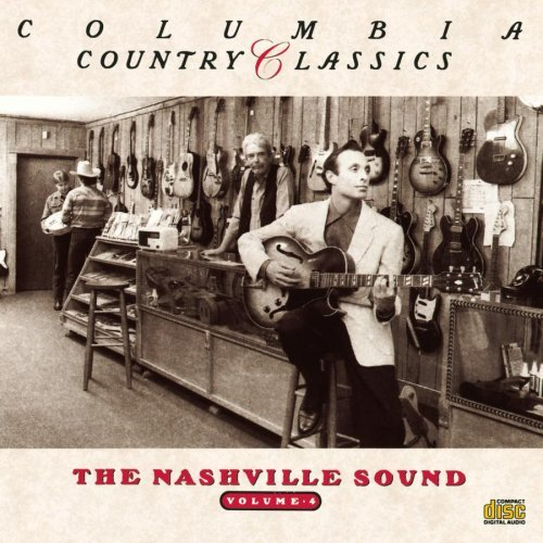 Country Classics Vol. 4 Nashville Sound Anderson Wynette Tucker Posey Country Classics