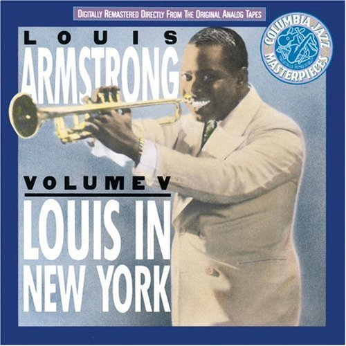 Armstrong Louis Vol. 5 Louis In New York
