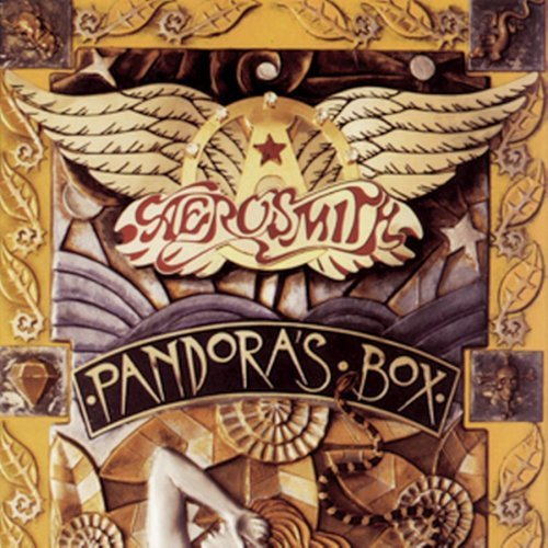Aerosmith Pandora's Box Incl. Booklet 3 CD Set