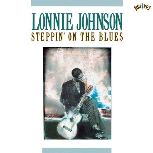 Johnson Lonnie Steppin' On The Blues