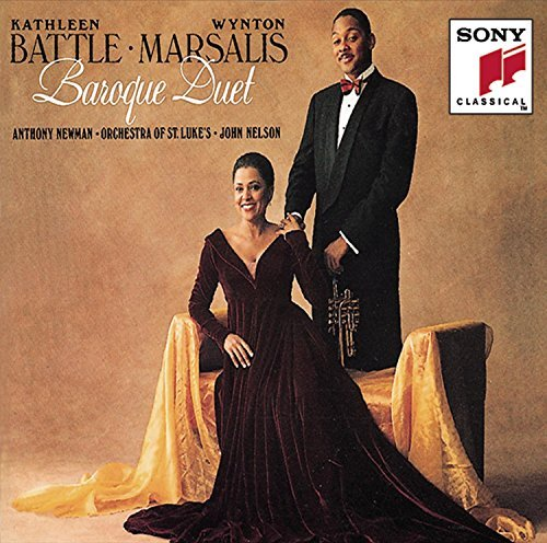 Battle Marsalis Baroque Duet Battle Marsalis Newman Nelson Orch Of St. Luke's