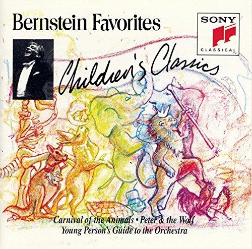 Leonard Bernstein/Childern's Classics@Bernstein/New York Po