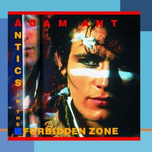 Adam Ant/Antics In The Forbidden Zone@This Item Is Made On Demand@Could Take 2-3 Weeks For Delivery