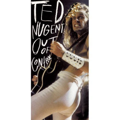 Nugent Ted Out Of Control W 36 Pg Full Color Booklet