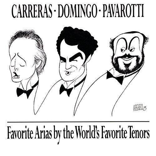 Carreras/Domingo/Pavarotti/Encore!@Carreras/Domingo/Pavarotti