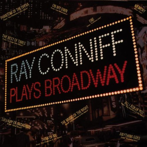 Conniff Ray Plays Broadway